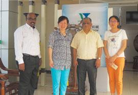 Clientes de cooperación de Sri Lanka