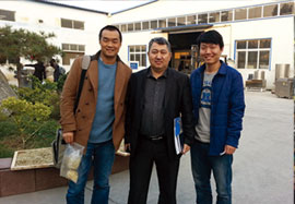 Clientes cooperativos de Uzbekistán